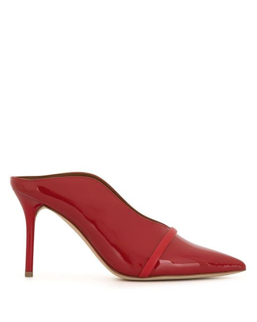 Malone Souliers Constance パンプス Red