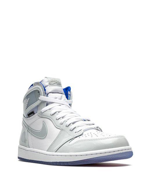 Кроссовки Air 1 Retro High Zoom Nike для него, цвет: White