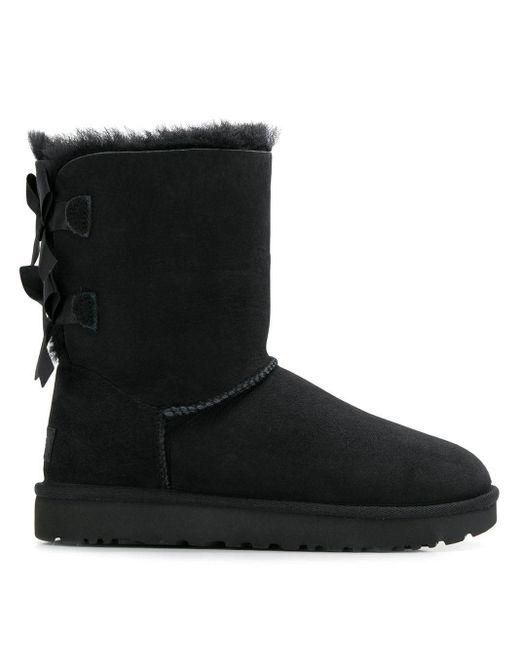 Ugg Bailey Bow Ii Boots Black