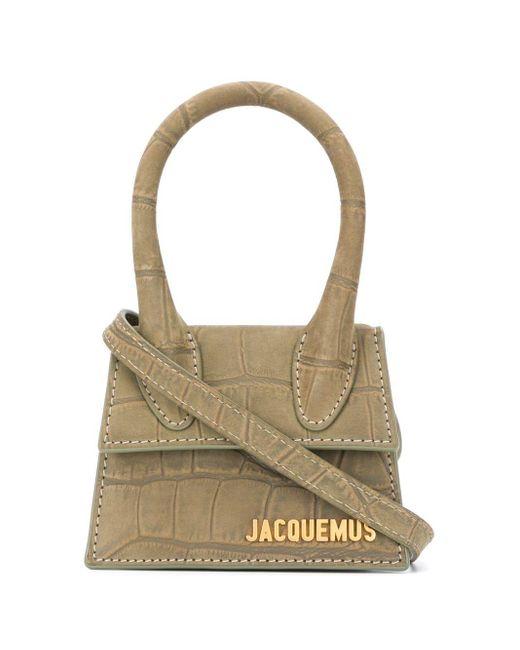Сумка-тоут Le Chiquito Jacquemus, цвет: Green