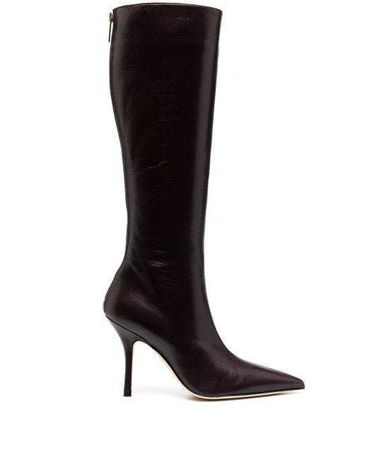 Paris Texas Mama Boot ブーツ Red