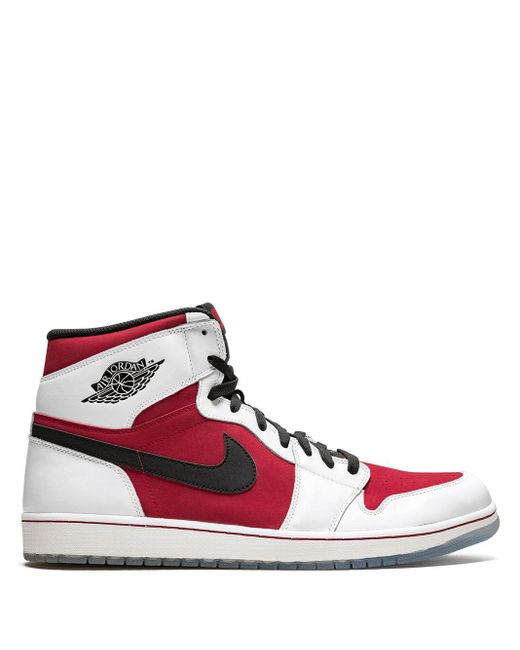 メンズ Nike Air 1 Retro High Og スニーカー Red