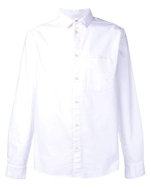 メンズ Natural Selection ポケットディテール シャツ White