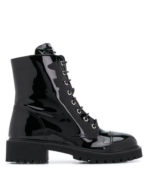 Ботинки Thora 15 Giuseppe Zanotti, цвет: Black