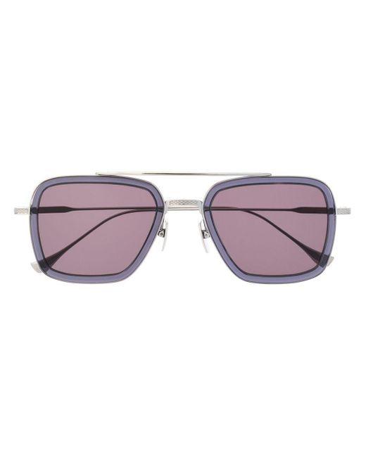 Солнцезащитные Очки-авиаторы Flight Dita Eyewear, цвет: Metallic