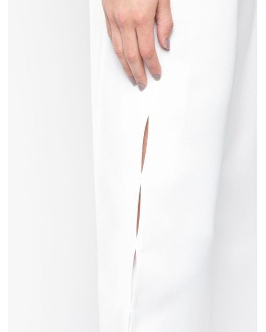 Alexis Roque パンツ White