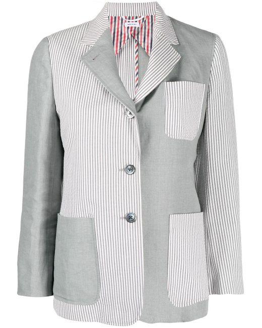 Giacca di Thom Browne in Gray