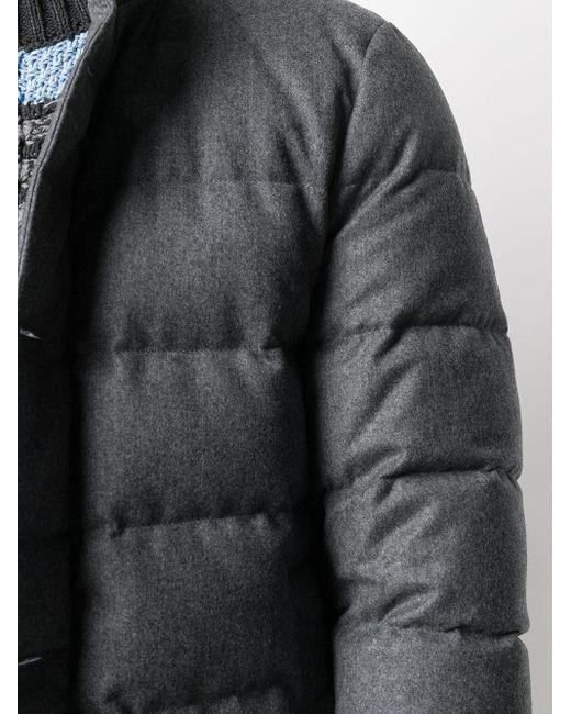 メンズ Moncler パデッドコート Gray