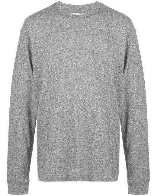 メンズ John Elliott ロングtシャツ Gray