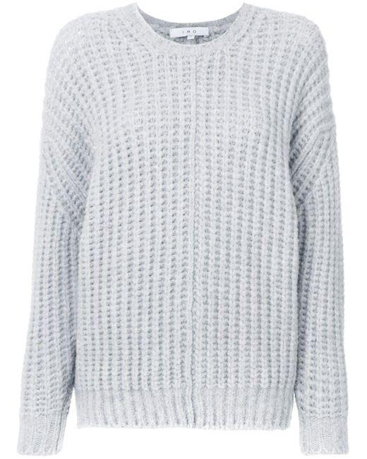 IRO チャンキーニット セーター Multicolor