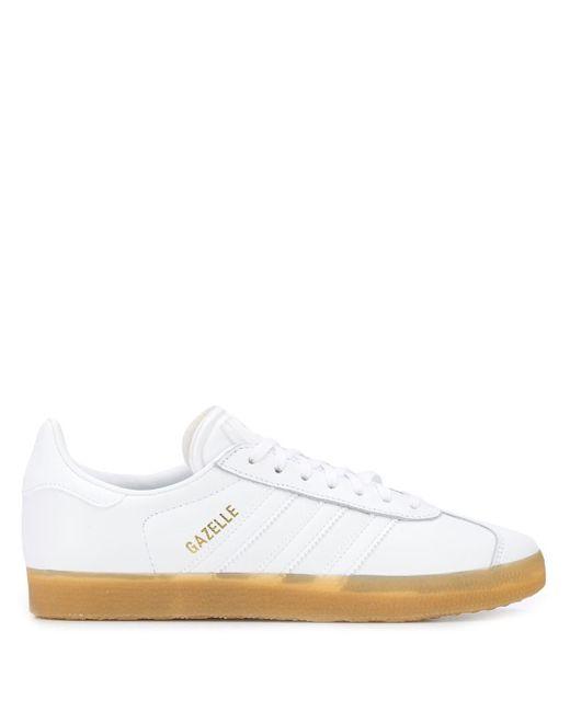 Adidas Gazelle スニーカー White