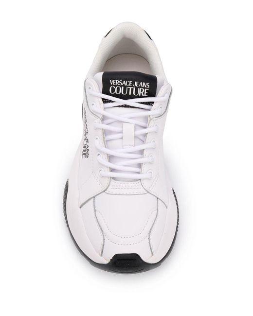 Versace Jeans ローカット スニーカー White