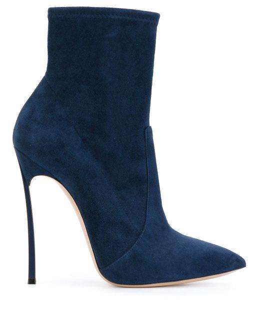 Casadei Blade ブーツ Blue