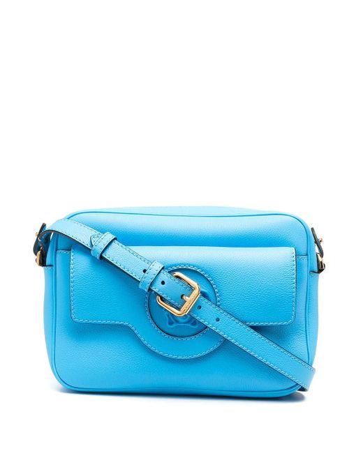Versace メデューサ ショルダーバッグ Blue