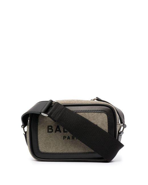 メンズ Balmain B-army 20 ショルダーバッグ Green