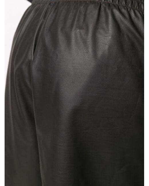 Спортивные Шорты Bottega Veneta для него, цвет: Black