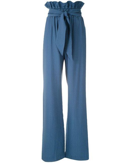 Olympiah Laurier パンツ Blue