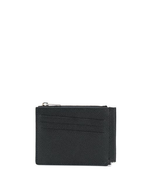 メンズ Maison Margiela マネークリップ財布 Black