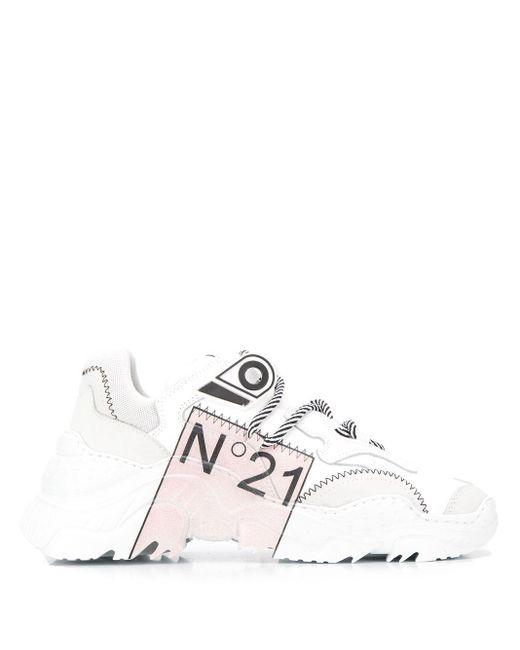 N°21 Billy スニーカー White
