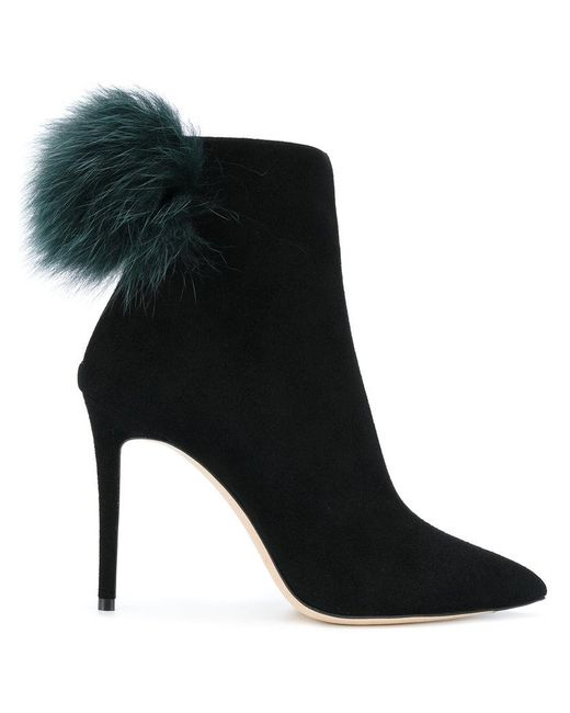 Jimmy Choo - Black Tesler 100 Ankle Boots - Lyst