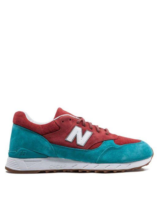 New Balance Blue Cm496 Sneakers for men