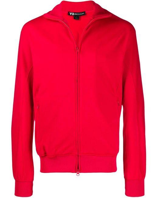 メンズ Y-3 ライトジャケット Red