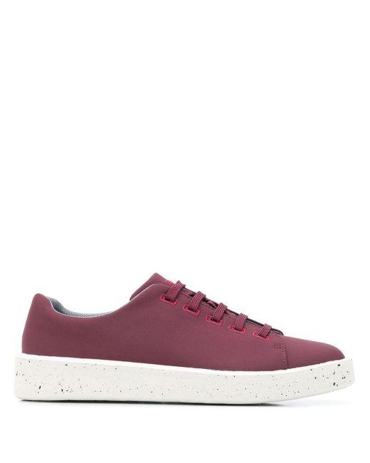 Camper 'Courb' Sneakers in Red für Herren