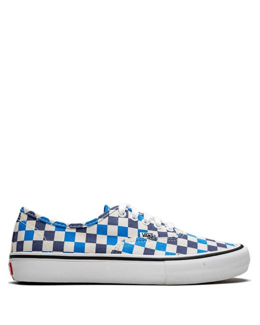 メンズ Vans Authentic Pro Sneakers Blue