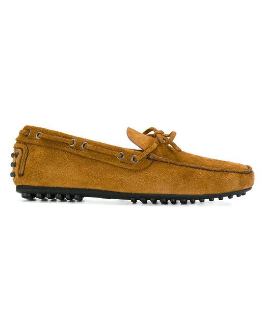Car Shoe | Brown Loafers for Men | Lyst