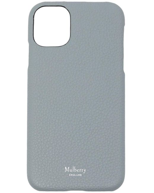 Mulberry Iphone 11 ケース Blue