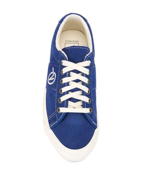 メンズ Vans チャンキーソール スニーカー Blue