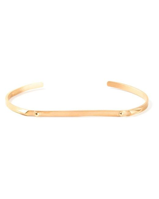 Maria Black | Metallic 'baby Baby' Bangle | Lyst