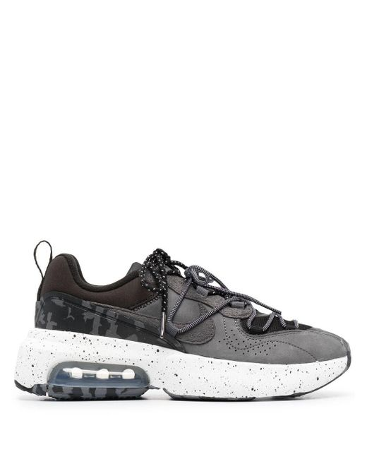 Nike Gray Low-top Lace-up Trainers