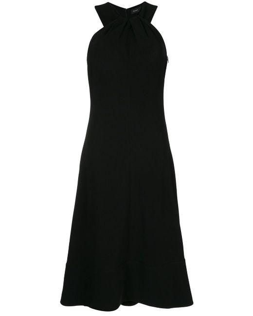 Proenza Schouler ホルターネック ドレス Black