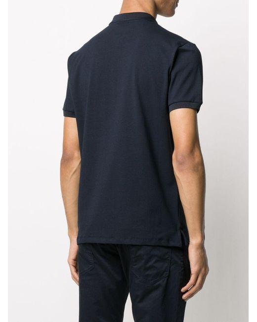 メンズ Emporio Armani ポロシャツ Blue