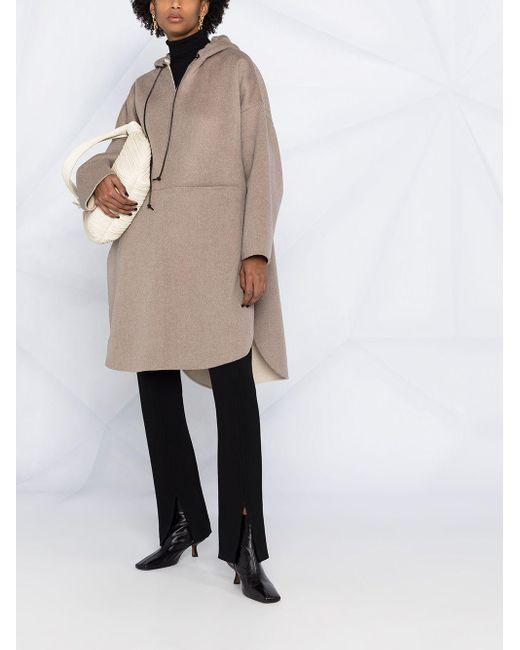 Totême  フーデッド コート Multicolor