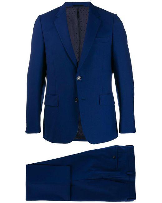 メンズ Paul Smith ツーピース スーツ Blue