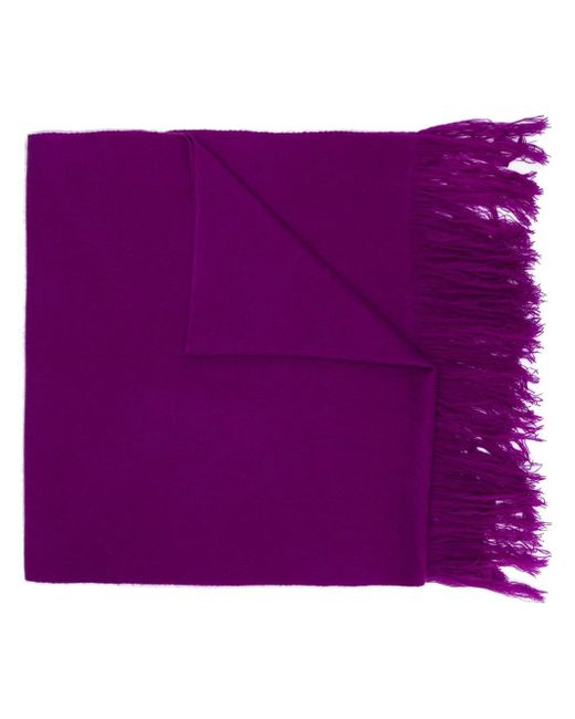 Isabel Marant Caryln スカーフ Purple