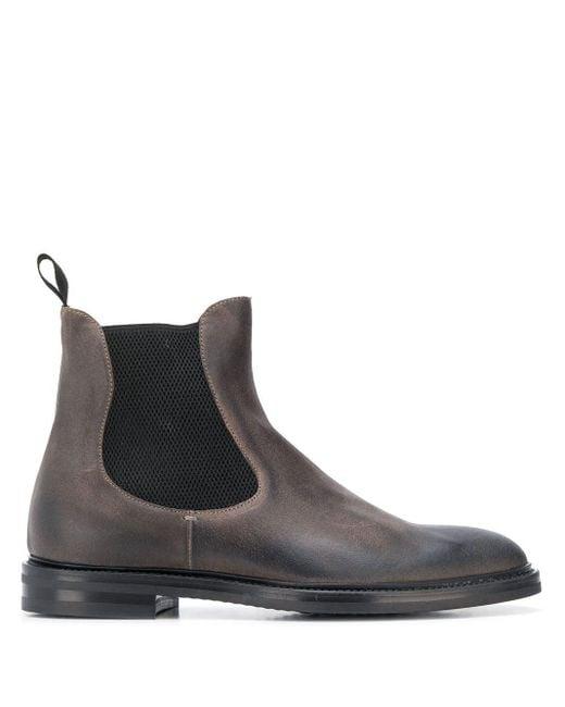 Ботинки Hunter Scarosso для него, цвет: Brown