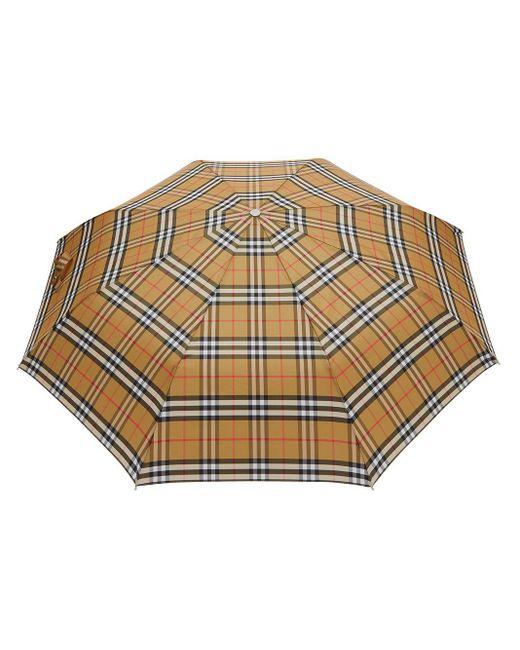 Burberry ヴィンテージチェック 折りたたみ傘 Multicolor