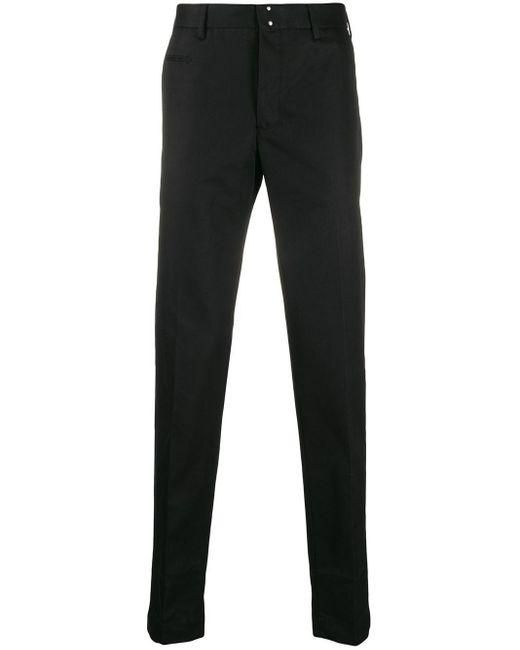 メンズ Incotex テーラード パンツ Black