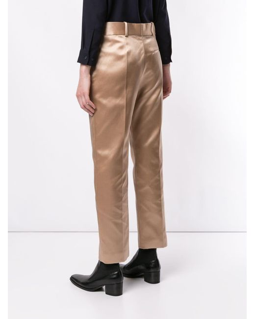 Pantalones clásicos Haider Ackermann de color Brown