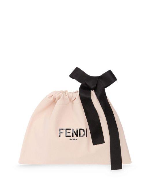 Fendi モノグラム リバーシブル ワンピース水着 Pink