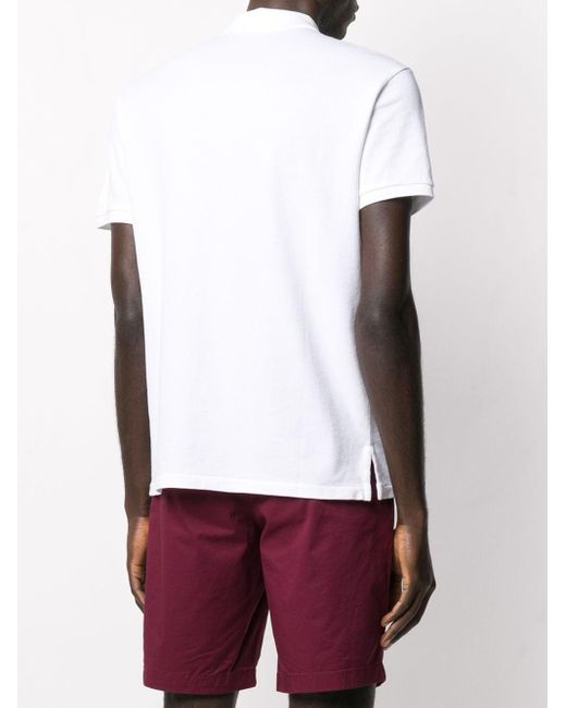 メンズ Polo Ralph Lauren ジャージー ポロシャツ White
