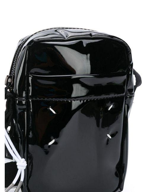 メンズ Maison Margiela ショルダーバッグ Black