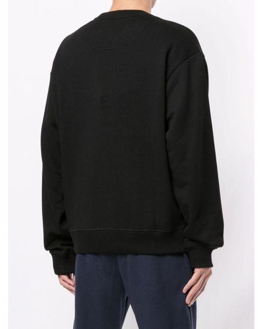 メンズ KENZO アイ スウェットシャツ Black