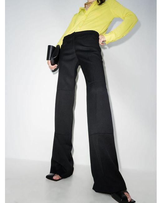 Stella McCartney Claudia フレアパンツ Black