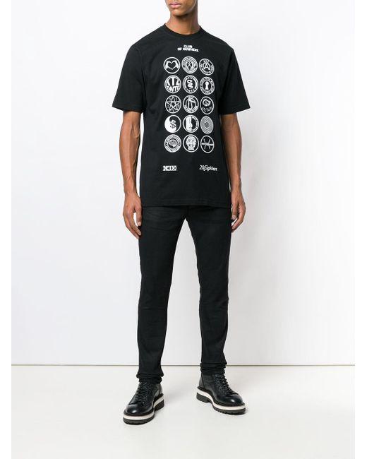 メンズ KTZ Scout Patch T-shirt Black