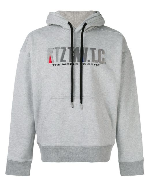 KTZ Mountain パーカー Gray