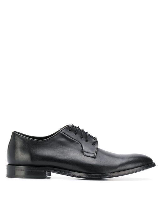 Paul Smith Klassische Derby-Schuhe in Black für Herren